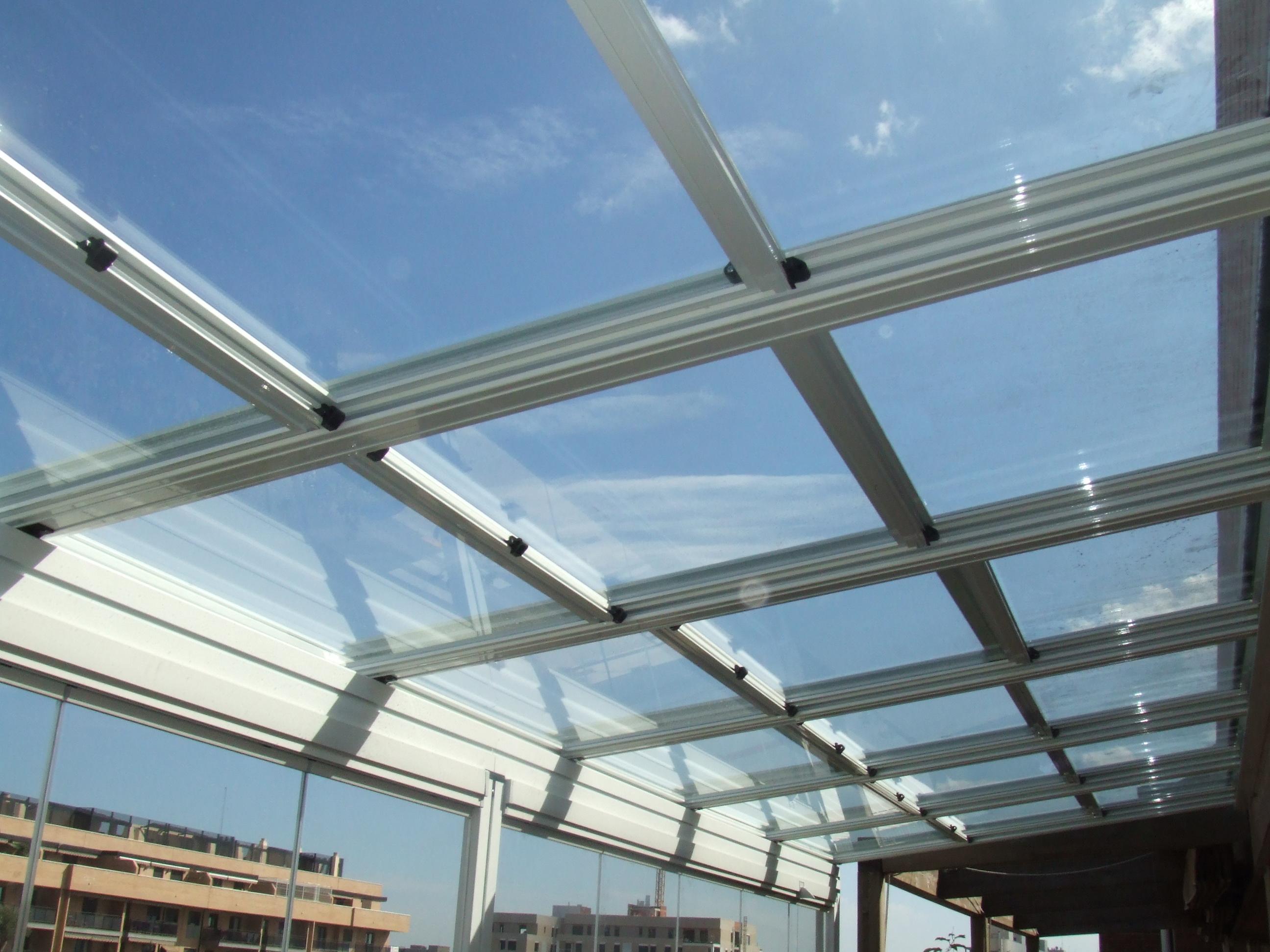 Techos ligeros canvidres - Techos de aluminio para terrazas ...