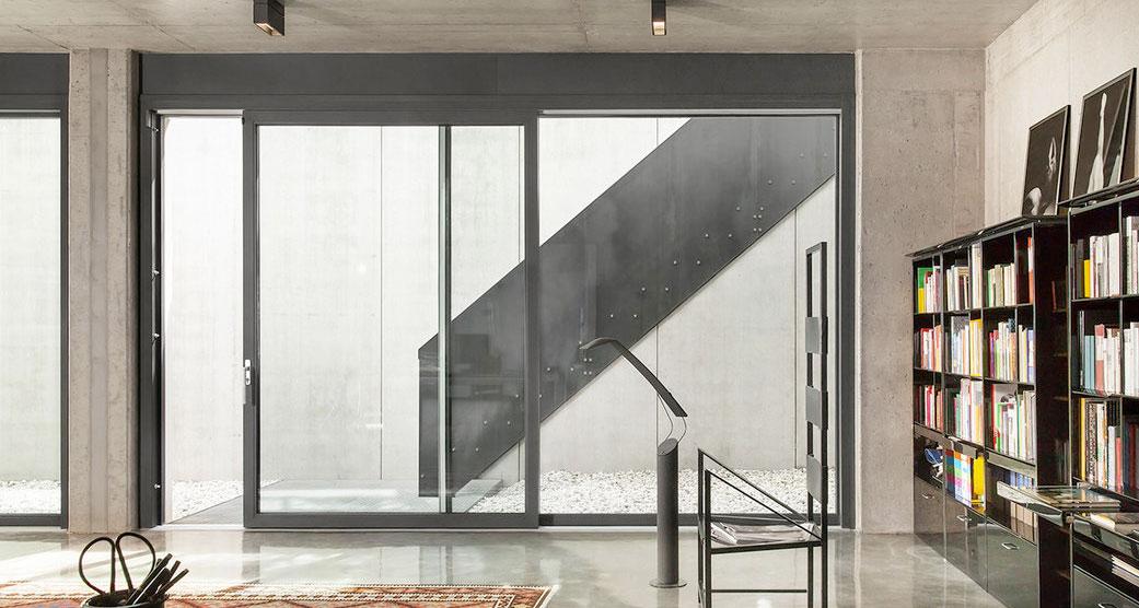 Ventanas y puertas PVC correderas elevadora