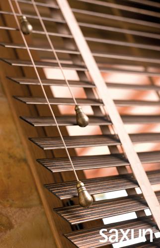 Cortinas venecianas canvidres for Venecianas de madera