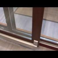 puerta corredera osciloparalela
