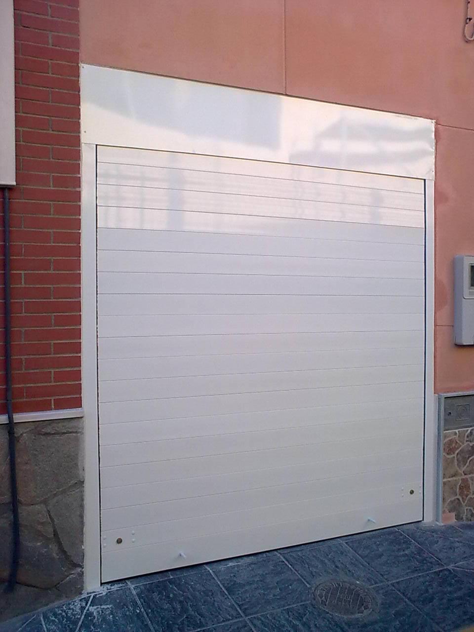 Puertas enrollables canvidres for Puertas enrollables