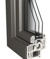 ventana pvc interior y aluminio exterior